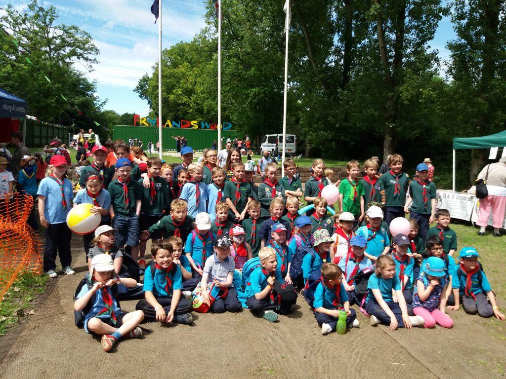 General Scouting – Beavers & Cubs